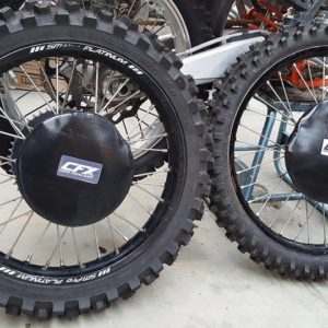 CFX Motocross Disc and Sprocket Covers