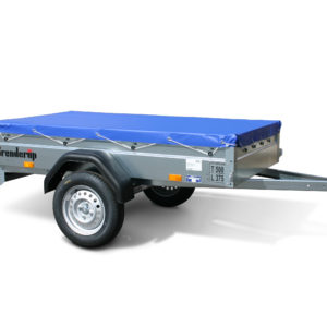 Daub Flat Trailer Covers