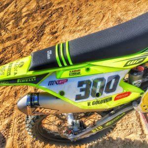 CFX Motocross Seat Covers