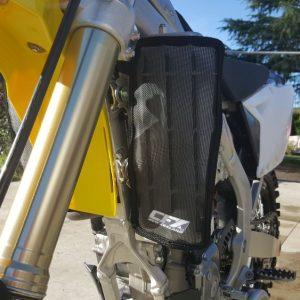 CFX Motocross Radiator Protectors