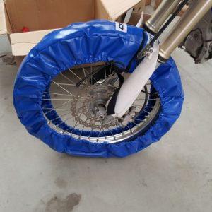 CFX Motocross Wheel Covers