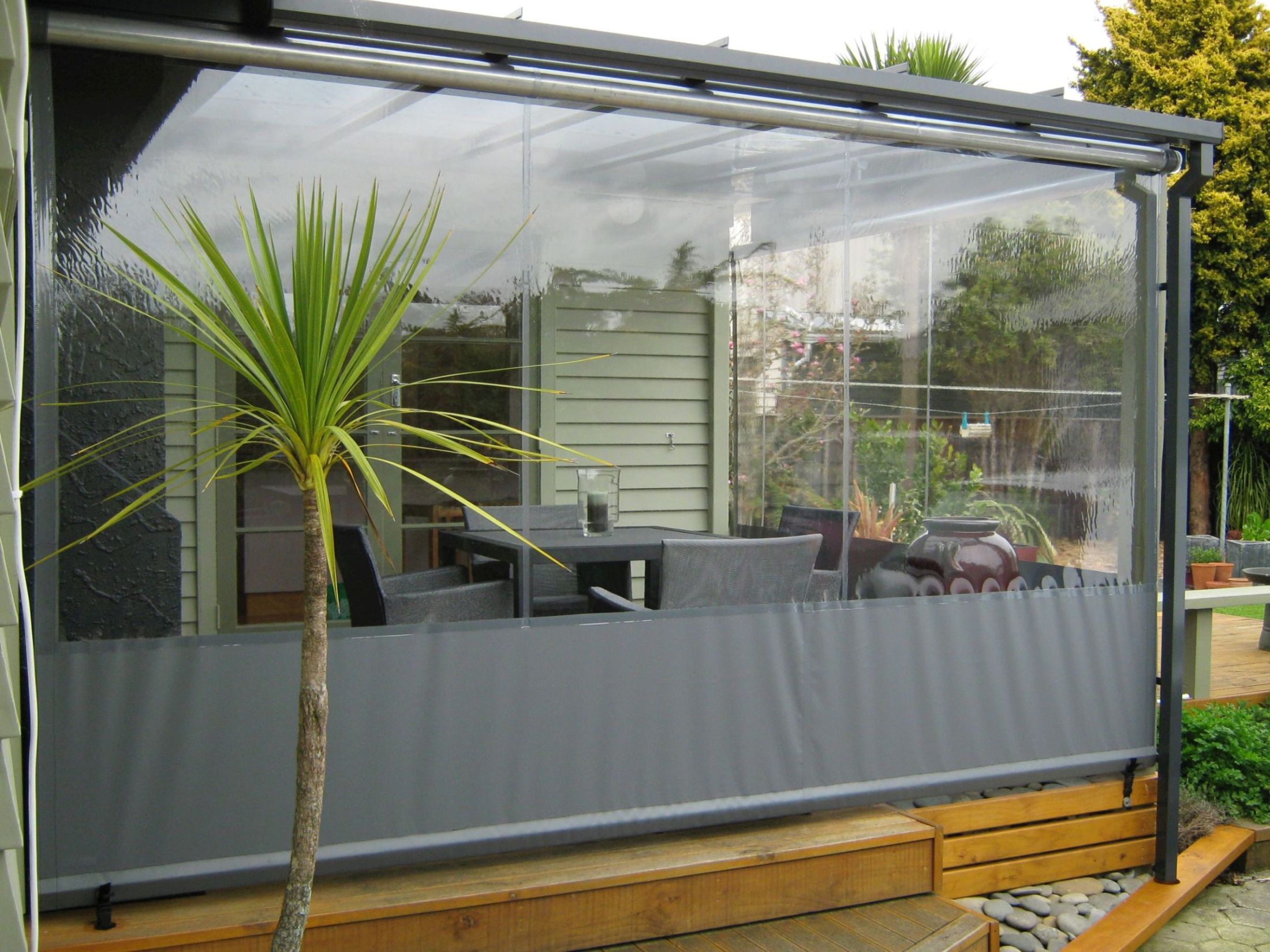 Specializing in outdoor solutions.